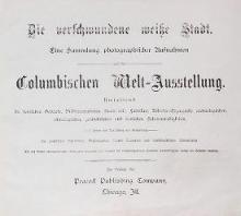 Cover of Die Verschwundene weise Stadt