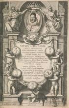 Cover of Vlyssis Aldrouandi patricii Bononiensis Monstrorum historia