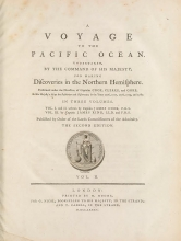 Cover of A voyage to the Pacific Ocean