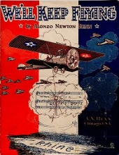 Cover of We'll keep flying