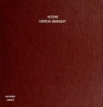 Cover of Western European embroidery in the collection of the Cooper-Hewitt Museum