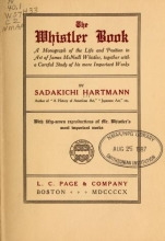 Cover of The Whistler book
