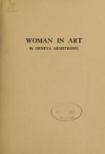 Cover of Woman in art