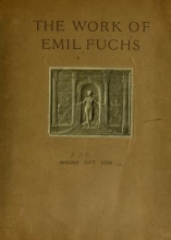 Cover of The work of Emil Fuchs