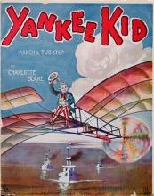Cover of Yankee kid