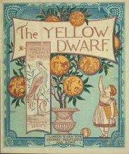 Cover of The yellow dwarf