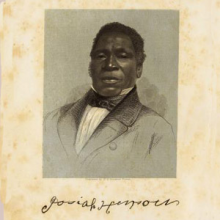 portrait of Josiah Henson