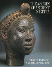 "Image of the cover of the book ""Treasures of Ancient Nigeria"""