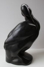 Labrador Duck Bronze Sculpture