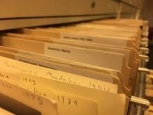 HMSG Artist Files