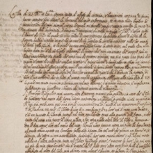 letter from Galileo