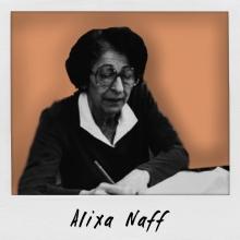 Alixa Naff