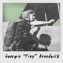 "Georgia ""Tiny"" Broadwick"
