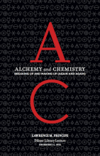 Cover of a book with large letters A and C on the top and bottom. Between is the title of the book.