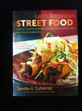 Latin American Street Food, cover