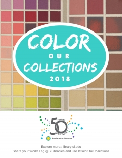 Color Our Collections 2018 graphic