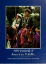 "Cover of ""1989 Festival of American Folklife, June 23-27, June 30-July 4 /"""