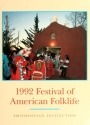 "Cover of ""1992 Festival of American Folklife"""