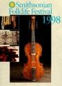 """Cover of """"1998 Smithsonian Folklife Festival"""""""