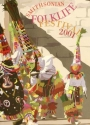 """Cover of """"35th annual Smithsonian Folklife Festival on the National Mall, Washington, D.C., June 27-July 1 & July 4-July8, 2001"""""""