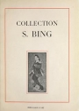 """Cover of """"Collection S. Bing, peintures."""""""