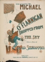 "Cover of ""Michael O'Flannigan dropped from the sky"""