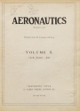 Cover of Aeronautics