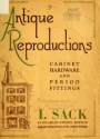 "Cover of ""Antique reproductions"""