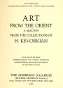 "Cover of ""Art from the orient a selection from the collections of H. Kevorkian"""