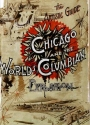 """Cover of """"The artistic guide to Chicago and the World's Columbian Exposition. Illustrated"""""""