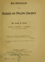 Cover of Art stationery and usages of polite society