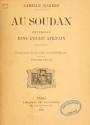 "Cover of ""Au Soudan"""