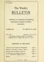 """Cover of """"[Balloon bulletins]"""""""