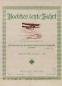 """Cover of """"Boelckes letzte Fahrt"""""""