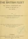 Cover of The British fleet