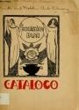 """Cover of """"Catalogo de las pinturas y dibujos de la Colección Pani"""""""