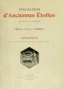 Cover of Collection d'anciennes étoffes