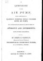 """Cover of """"A companion to the air pump"""""""