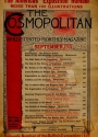 Cover of The cosmopolitan