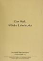 Cover of Das Werk Wilhelm Lehmbrucks