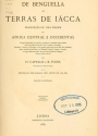 "Cover of ""De Benguella ás terras de Iácca"""