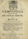 Cover of ... De sensv rervm, et magia, libros qvatvor