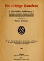 """Cover of """"Die tüchtige Hausfrau"""""""