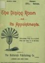 Cover of The dining room and its appointments
