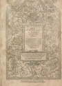 Cover of The Elements of geometrie of the most auncient philosopher Evclide of Megara