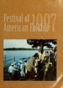Cover of Festival of American Folklife 1997