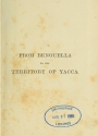 "Cover of ""From Benguella to the territory of Yacca"""
