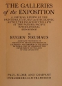 """Cover of """"The galleries of the exposition"""""""