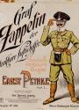 """Cover of """"Graf Zappelin, der lenkbare Luftschiffer"""""""
