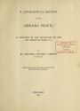 Cover of Grammatical sketch of the ancient Abnaki outlined in the dictionary of Fr. Sebastian Râle, S.J